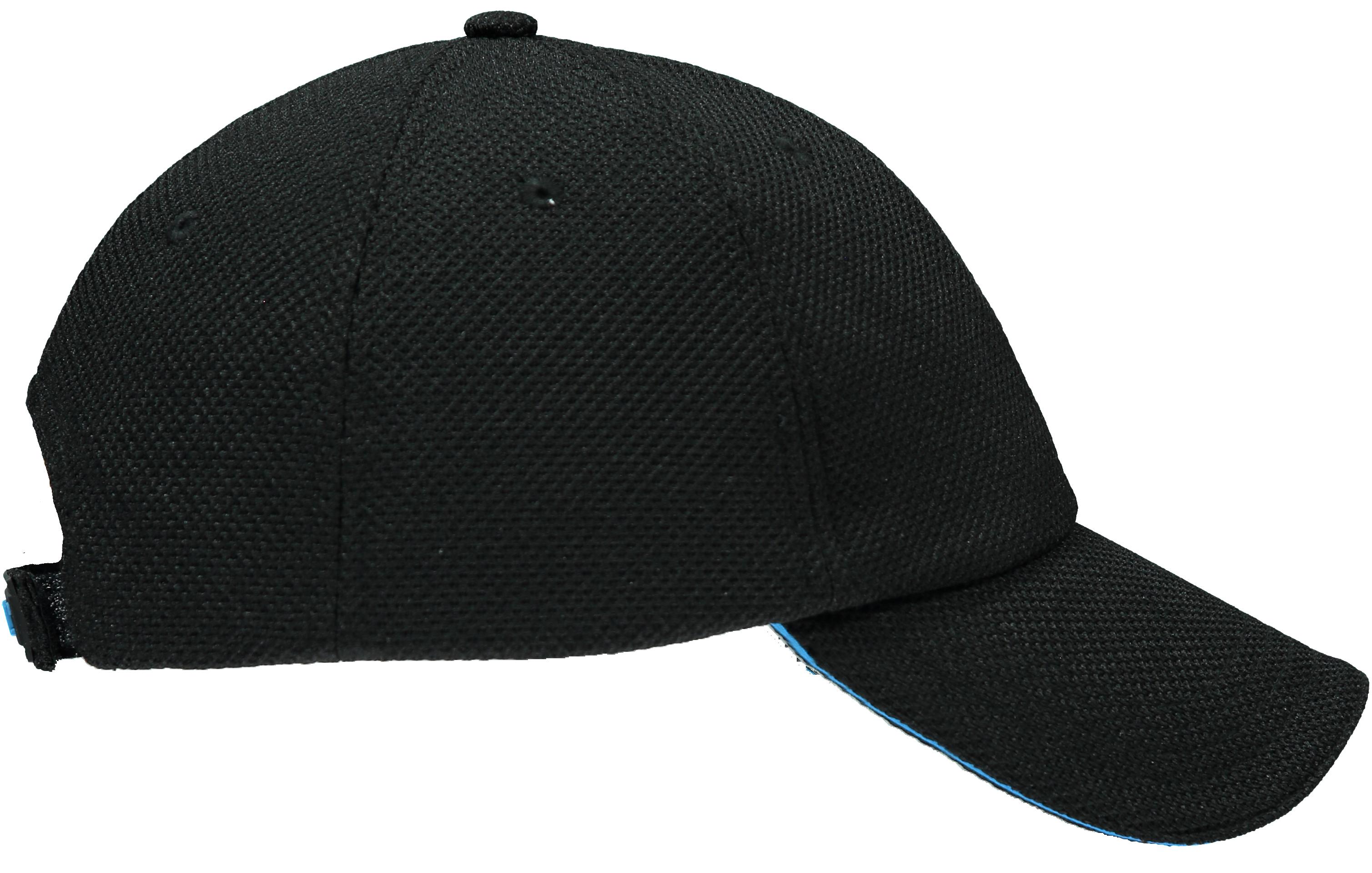 Aerochill Evaporative Cooling Cap Colour Black Uv 40 Prot